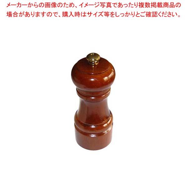 【まとめ買い10個セット品】 【 業務用 】IKEDA ペパーミル(ケヤキ)4101