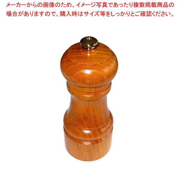 【まとめ買い10個セット品】 【 業務用 】IKEDA ペパーミル(ケヤキ)4111