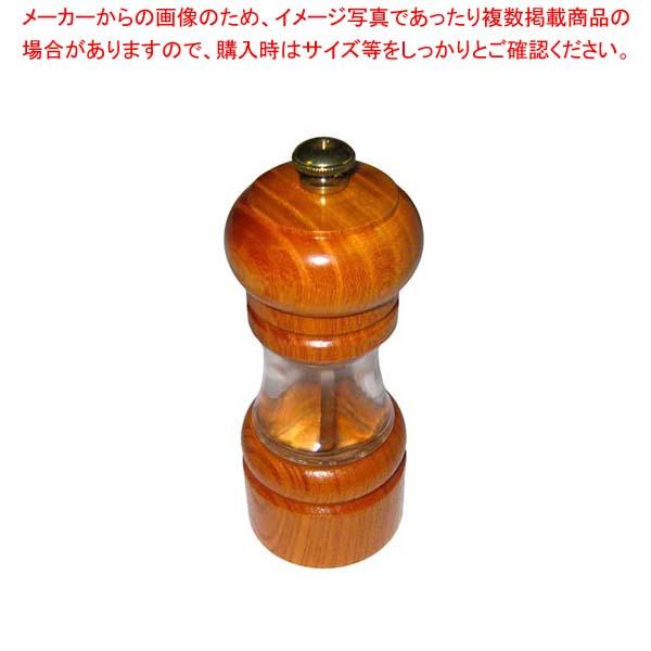 【まとめ買い10個セット品】 【 業務用 】IKEDA クリスタルウッド ペパーミル 4711