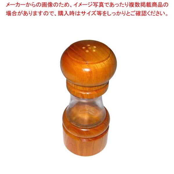 【まとめ買い10個セット品】 【 業務用 】IKEDA クリスタルウッド ソルト入れ 4712