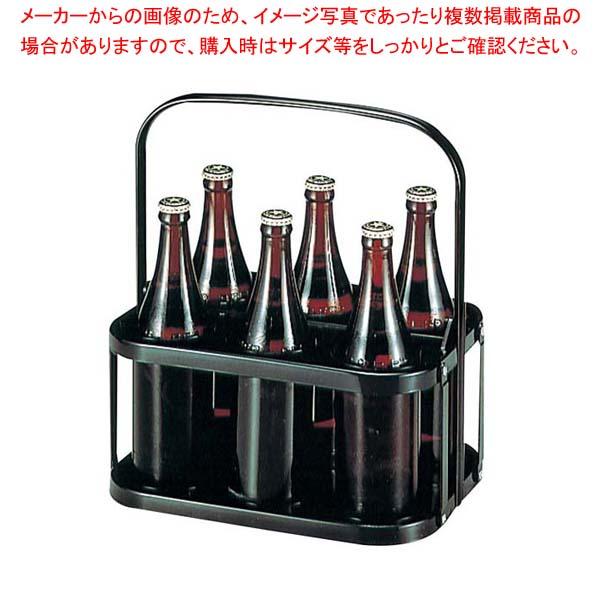 【まとめ買い10個セット品】 【 業務用 】ボトルキャリア 6本入 NK-01