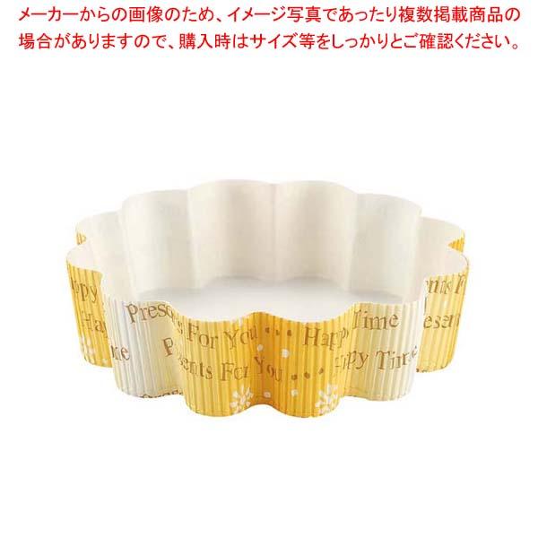 【まとめ買い10個セット品】ファンシーデコレ花型(グラデーション)M701(50枚入)【 製菓・ベーカリー用品 】 【厨房館】