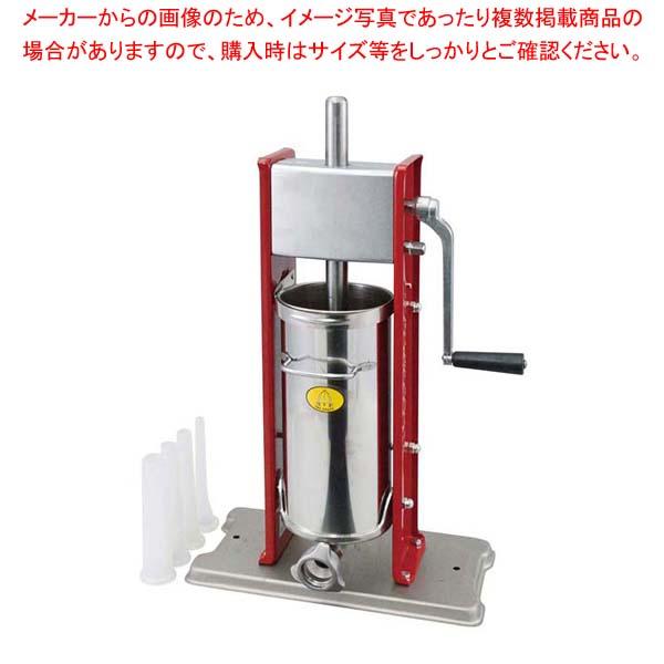 ソーセージ フィーラー Model.7V 縦型 7L【 調理機械(下ごしらえ) 】 【厨房館】