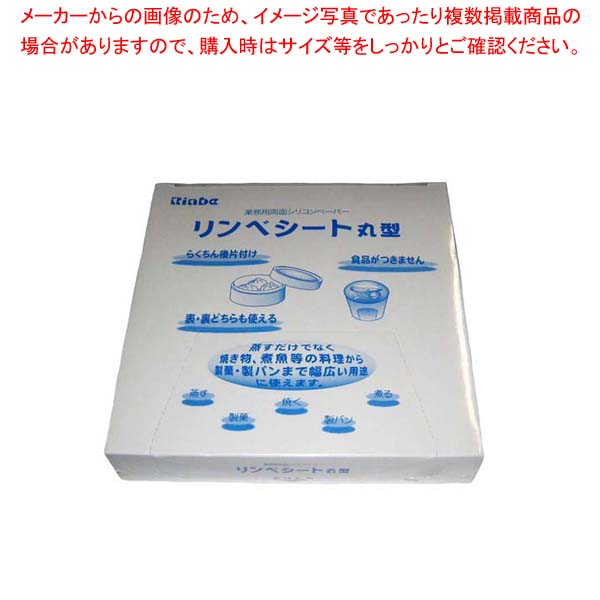 【まとめ買い10個セット品】 【 業務用 】リンベシート丸型 メッシュペーパー(500枚入)RSM-180-01