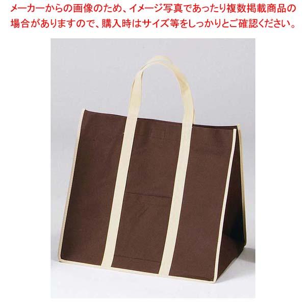 【まとめ買い10個セット品】ファインビュー不織布バッグ(10枚入)大 ブラウン【 厨房消耗品 】 【厨房館】