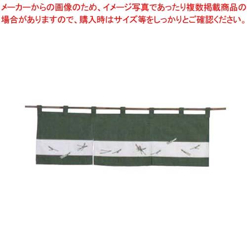 【まとめ買い10個セット品】 【 業務用 】のれん 松葉ちらし 118-01 松葉 850×250