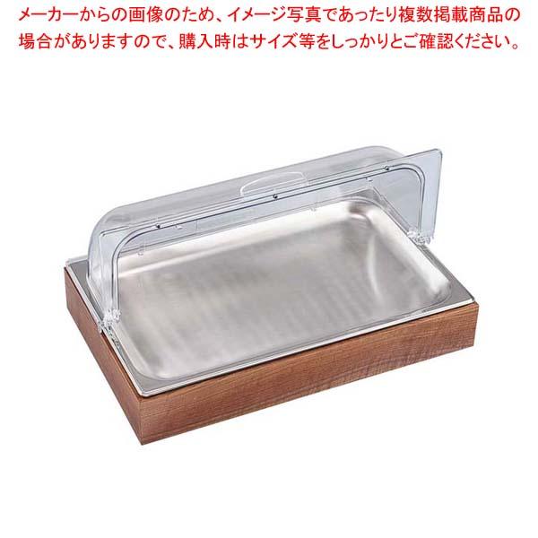 【まとめ買い10個セット品】 【 業務用 】EBM 木枠アイスディスプレイセット