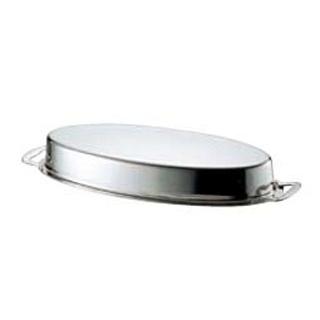 【まとめ買い10個セット品】 【 業務用 】UK 18-8 ユニット 魚湯煎 Eカバー スタッキング式 22吋【 メーカー直送/代金引換決済不可 】