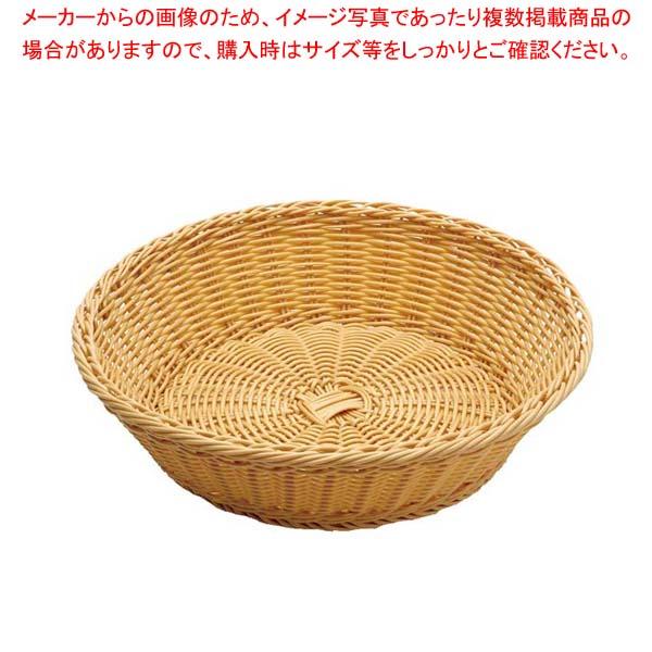 【まとめ買い10個セット品】 【 業務用 】PP 丸型バスケット 40144 大