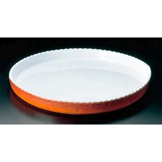 【まとめ買い10個セット品】ロイヤル 丸 グラタン皿 NO.300 36cm カラー 【厨房館】