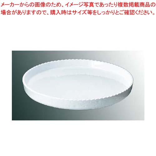 【まとめ買い10個セット品】 【 業務用 】ロイヤル 丸 グラタン皿 NO.300 52cm ホワイト