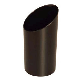 【まとめ買い10個セット品】 【 業務用 】ソリア スライドチューブ80ml(200入)ブラック PS30333