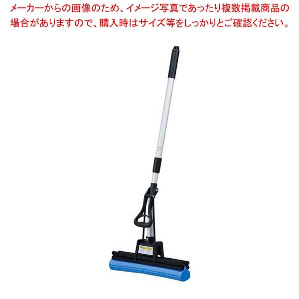【まとめ買い10個セット品】 【 業務用 】デカ 伸縮柄 吸水モップ