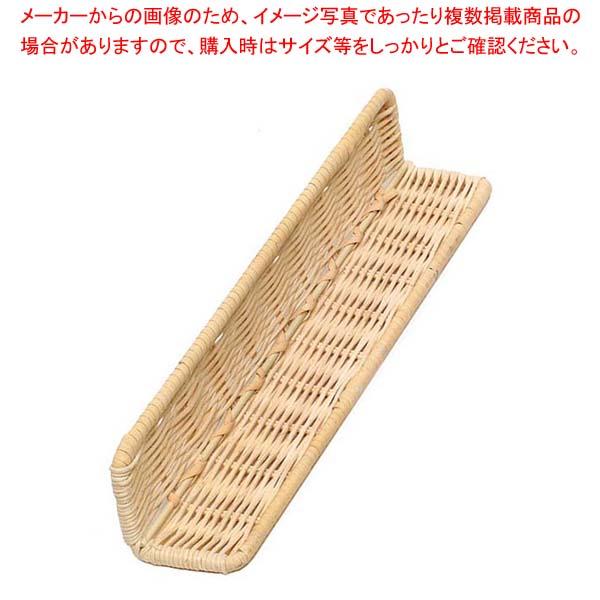 【まとめ買い10個セット品】 【 業務用 】籐製 L型仕切り板 16-717W