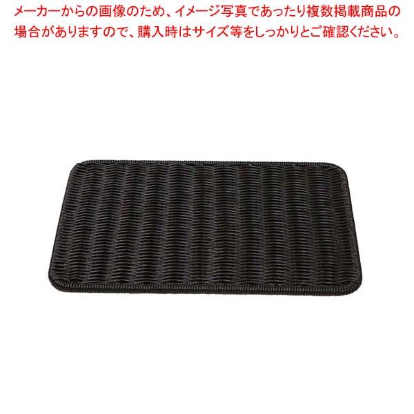 【まとめ買い10個セット品】 【 業務用 】PPラタン パントレー37型 ブラック BB-831-BK