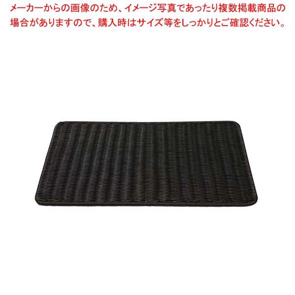 【まとめ買い10個セット品】 【 業務用 】PPラタン パントレー56型 ブラック BB-833-BK