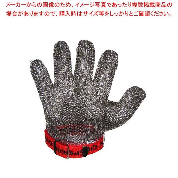 【まとめ買い10個セット品】 【 業務用 】左右兼用くさり 手袋(1枚)