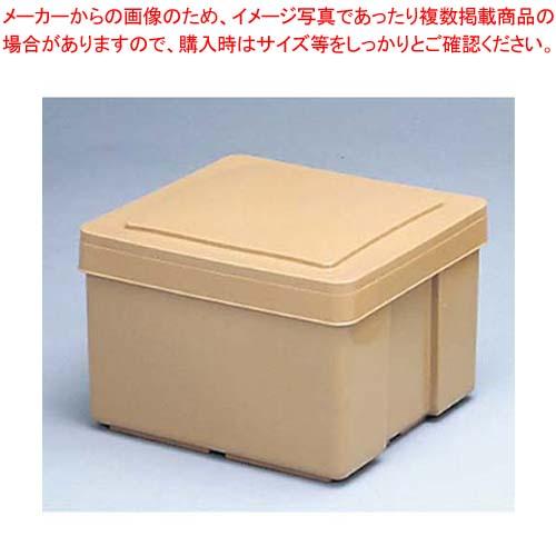【まとめ買い10個セット品】 【 業務用 】保温保冷食缶 小 KC-200 薄茶 415×335