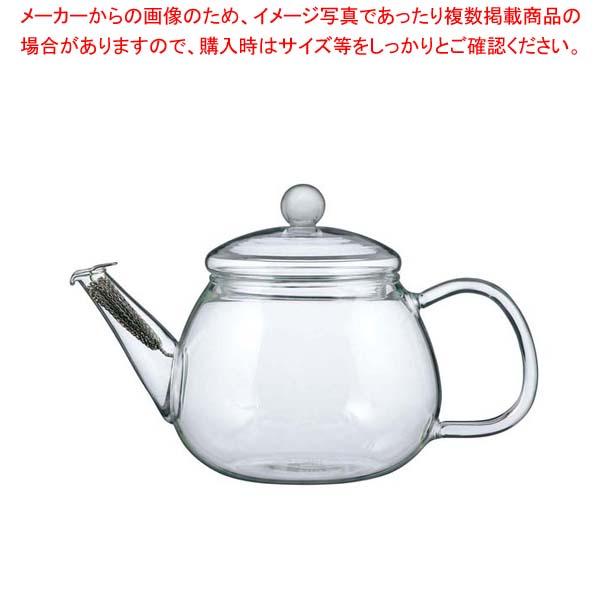 【まとめ買い10個セット品】 【 業務用 】イワキ ティーポット K844 0.5L