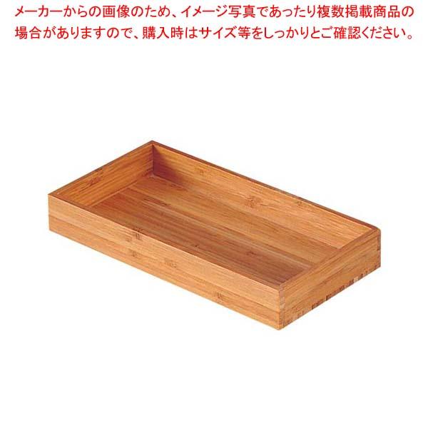 【まとめ買い10個セット品】竹 カスター 37-156 柄無し【 卓上小物 】 【厨房館】