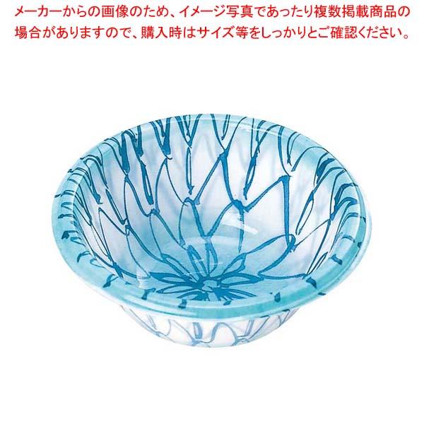 【まとめ買い10個セット品】 【 業務用 】プラカップ 網目 青 丸型 TZ-1(500枚入)