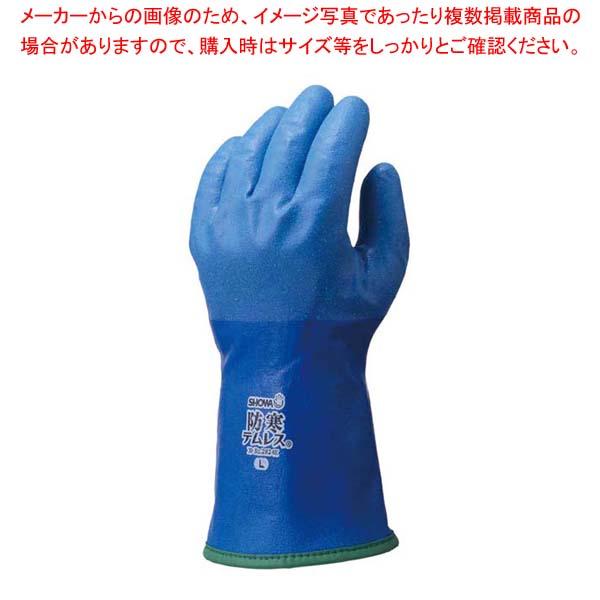 【まとめ買い10個セット品】 【 業務用 】ショーワ 防寒テムレス NO.282 L
