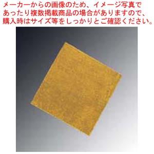 【まとめ買い10個セット品】 【 業務用 】金箔調懐紙(500枚入)M30-592 120mm