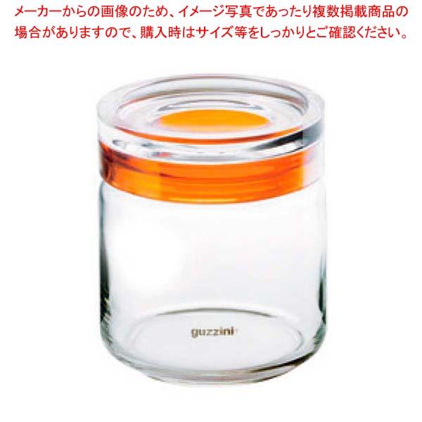 【まとめ買い10個セット品】グッチーニ ガラスジャー750cc 285512 22グレー【 オーブンウェア 】 【厨房館】