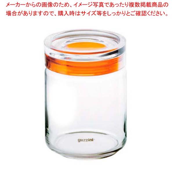 【まとめ買い10個セット品】グッチーニ ガラスジャー1000cc 285516 22グレー【 オーブンウェア 】 【厨房館】