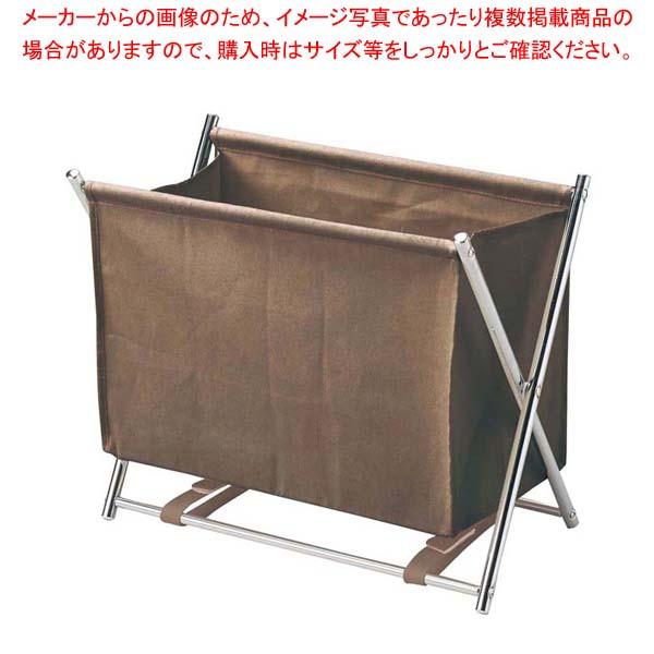 【まとめ買い10個セット品】 【 業務用 】えいむ 折りたたみ式バッグケース BR-103 ブラウン