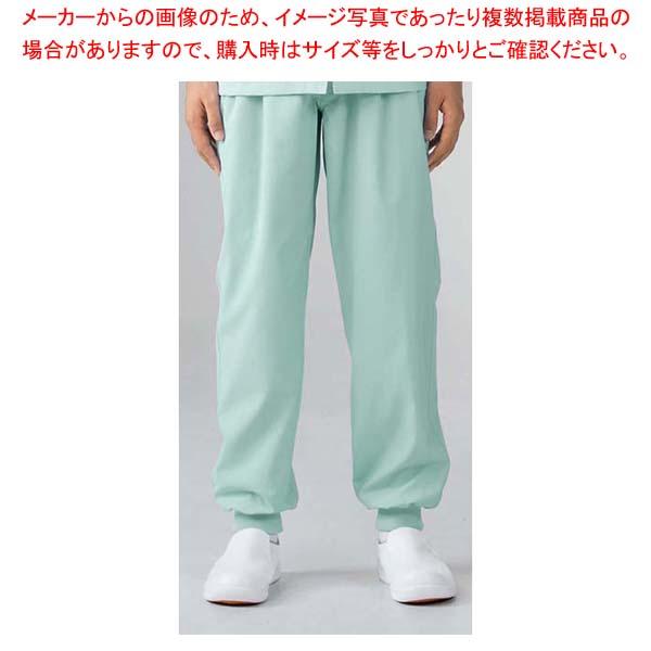 【まとめ買い10個セット品】 【 業務用 】男女兼用パンツ 7-523 グリーン M
