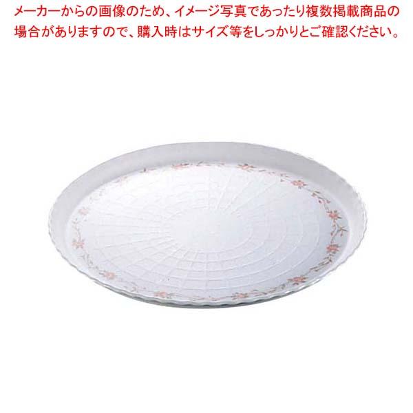 【まとめ買い10個セット品】メラミン ケーキトレー M-410【 ディスプレイ用品 】 【厨房館】
