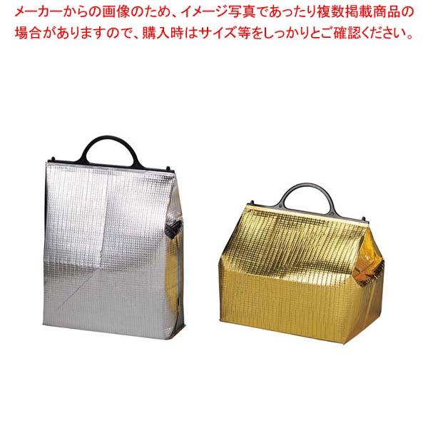 【まとめ買い10個セット品】 【 業務用 】保冷・保温バッグ エスケークール シルバー(10枚入)PT-7