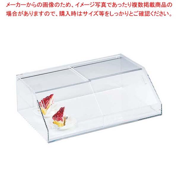 【まとめ買い10個セット品】 【 業務用 】菓子ケース(スライド着脱式)タイプ大
