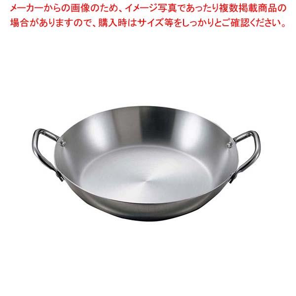 【まとめ買い10個セット品】18-0 丸もつ鍋(万能鍋)28cm【 卓上鍋・焼物用品 】 【厨房館】