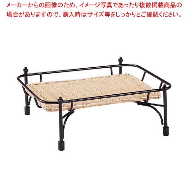 【まとめ買い10個セット品】 【 業務用 】積み重ねスタンド角 DS515 高 ナチュラル