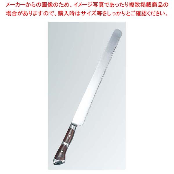 【まとめ買い10個セット品】 【 業務用 】YA 18-8 ロイヤル パン切ナイフ 30cm