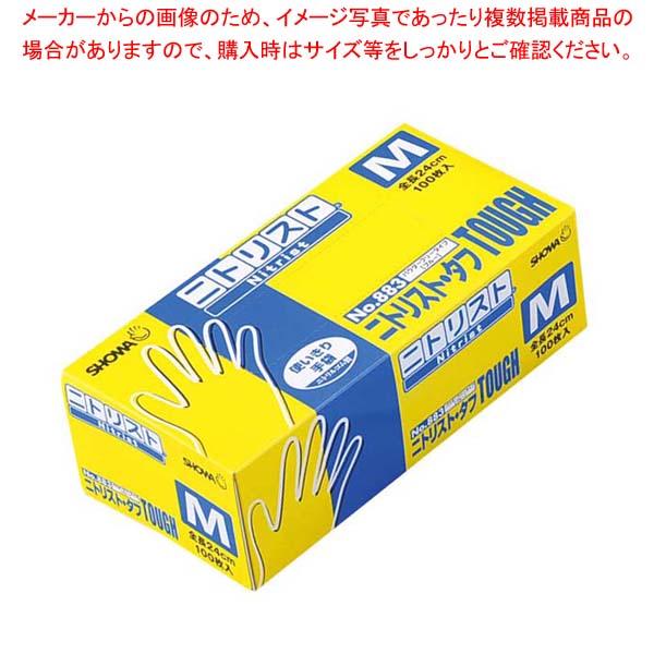 【まとめ買い10個セット品】 【 業務用 】ショーワ ニトリストタフ NO.883(100枚入)M