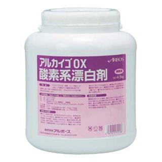 【まとめ買い10個セット品】 【 業務用 】アルボース 酸素系漂白剤 アルカイゴOX 4.5kg