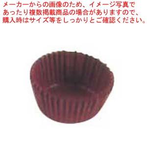 【まとめ買い10個セット品】 【 業務用 】グラシンケース 1000枚入 4号 深型 茶