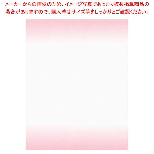 【まとめ買い10個セット品】 【 業務用 】耐油 天紙 ぼかし(300枚入)M30-266 ピンク
