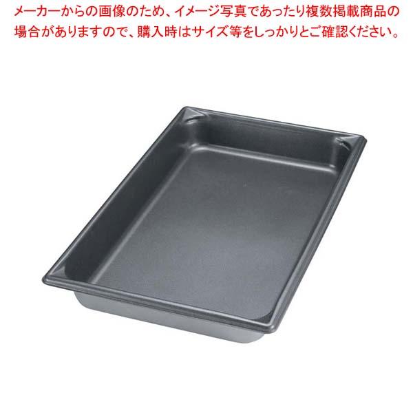 【まとめ買い10個セット品】SP5 ノンスティックスーパーパン 30002NS 1/1 25mm【 ホテルパン・ガストロノームパン 】 【厨房館】