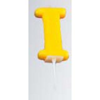 【まとめ買い10個セット品】 【 業務用 】アルファベットキャンドル パステル(10入)I B7510-07-09