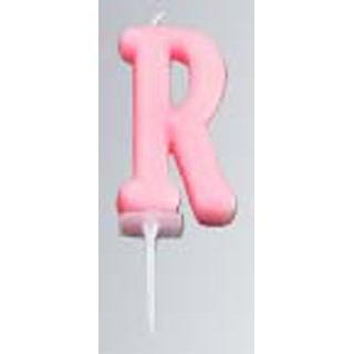 【まとめ買い10個セット品】アルファベットキャンドル パステル(10入)R B7510-07-18【 卓上小物 】 【厨房館】