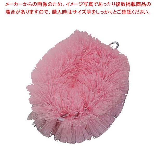 【まとめ買い10個セット品】 【 業務用 】PP 正直たわし 小(20個入)ピンク