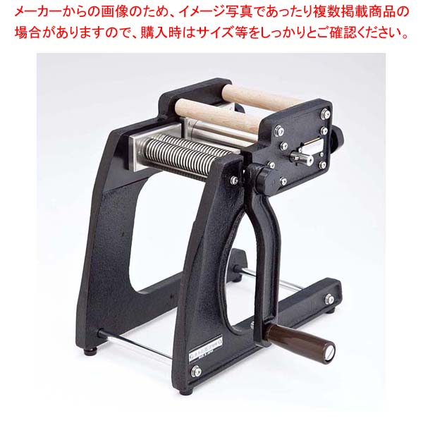 【まとめ買い10個セット品】 【 業務用 】IK 手動製麺機用 切刃ロール(4mm)