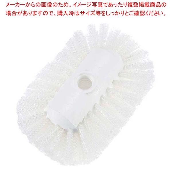 【まとめ買い10個セット品】 【 業務用 】スパルタ タンクケトルブラシ S ホワイト 40041-02