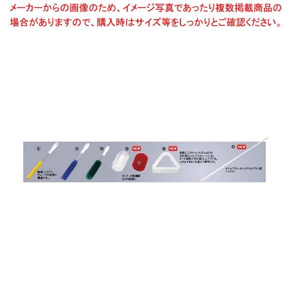 【まとめ買い10個セット品】 【 業務用 】スパルタ タンクケトルブラシ M グリーン 40043-09