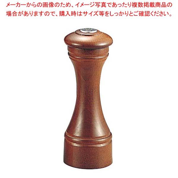 【まとめ買い10個セット品】 【 業務用 】プジョー ソルトシェーカー ロティスリー 茶 825-1