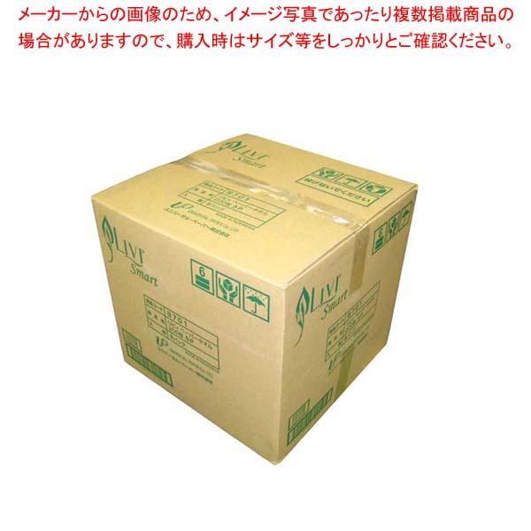 【まとめ買い10個セット品】 【 業務用 】リビィ ペーパータオル レギュラー(200枚入×40束)